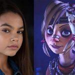 Ariana Greenblatt Cast As Tiny Tina For Borderlands Movie