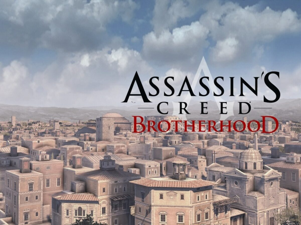 Assassin's Creed® Brotherhood Review