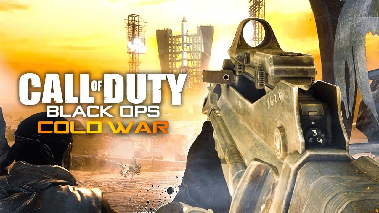 Call Of Duty Black Ops Cold War Leaked By A Bag Of Doritos Mgr