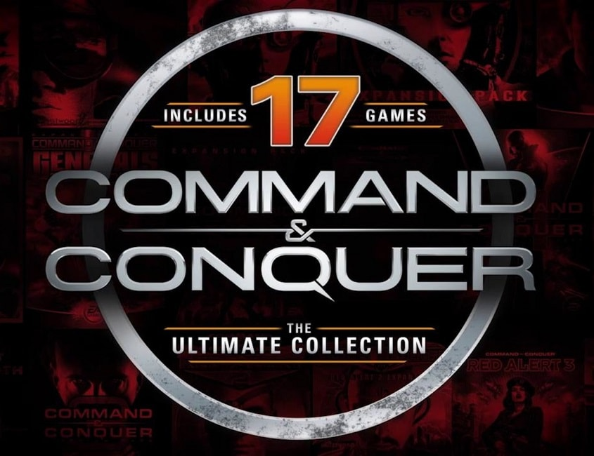 Command & Conquer™ The Ultimate Collection On Sale