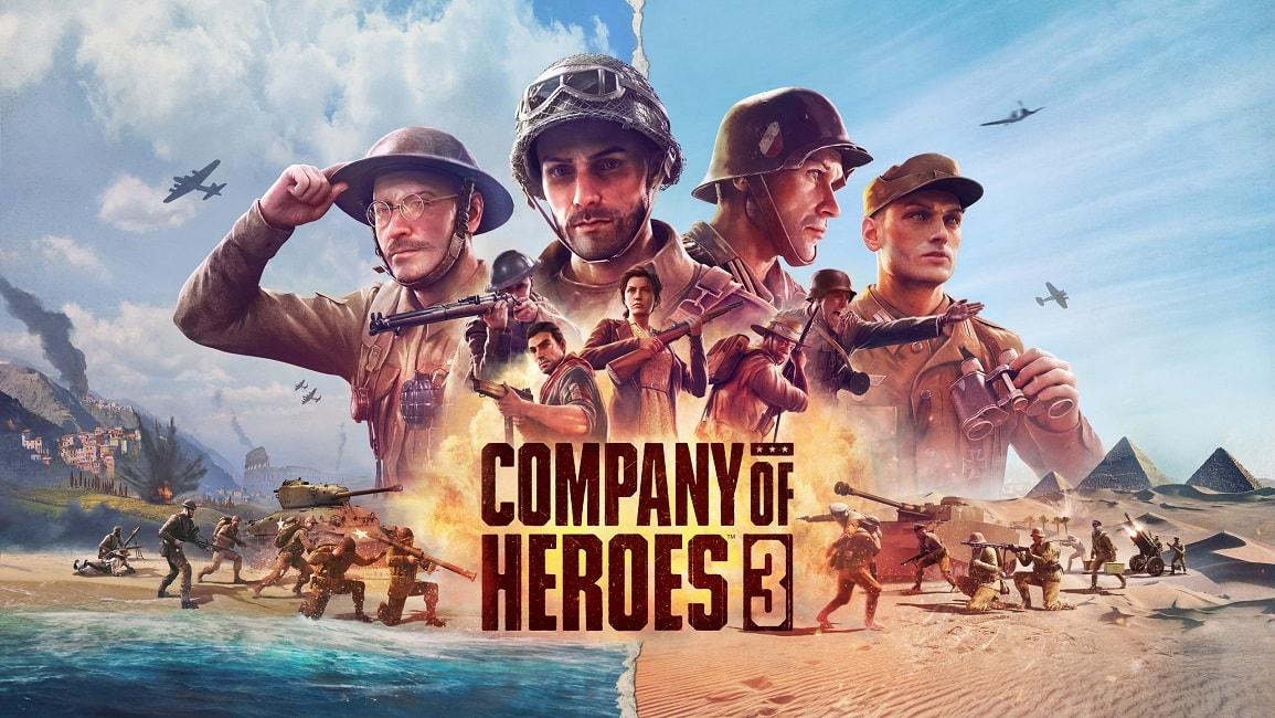 Company Of Heroes 3 Coming To PC In 2022