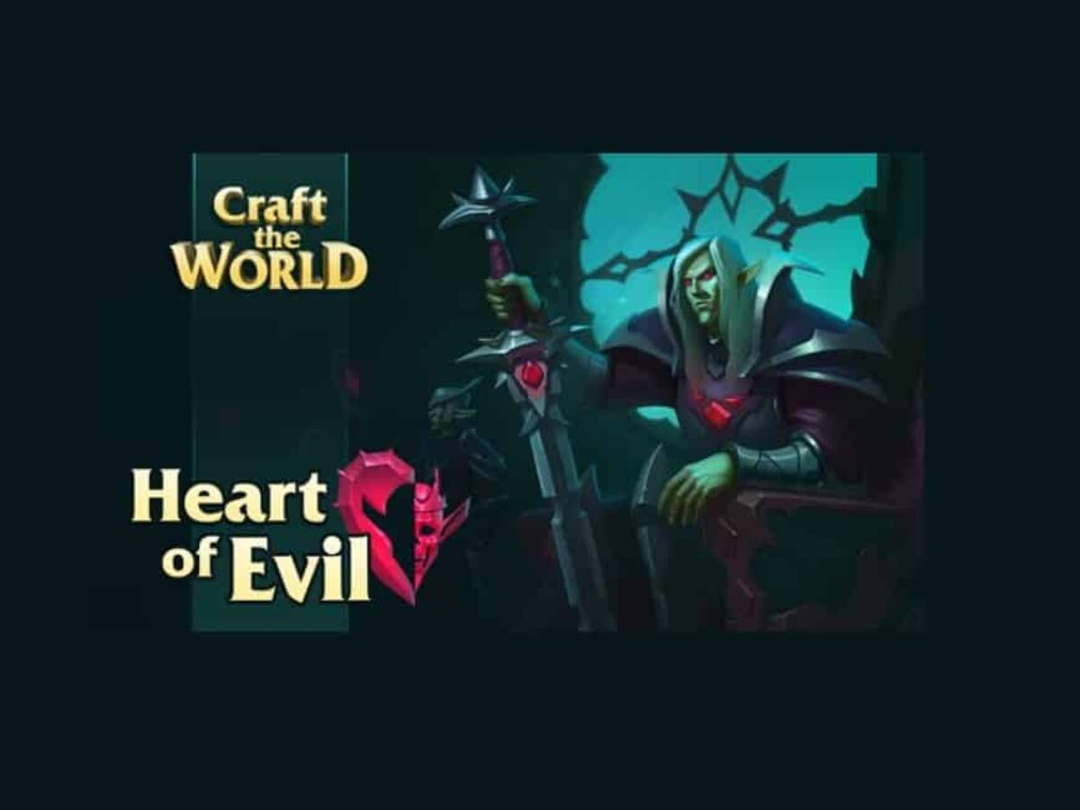 Craft The World – Heart Of Evil Review