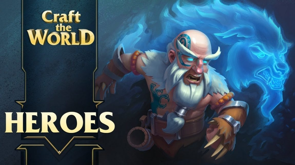 Craft The World – Heroes Review