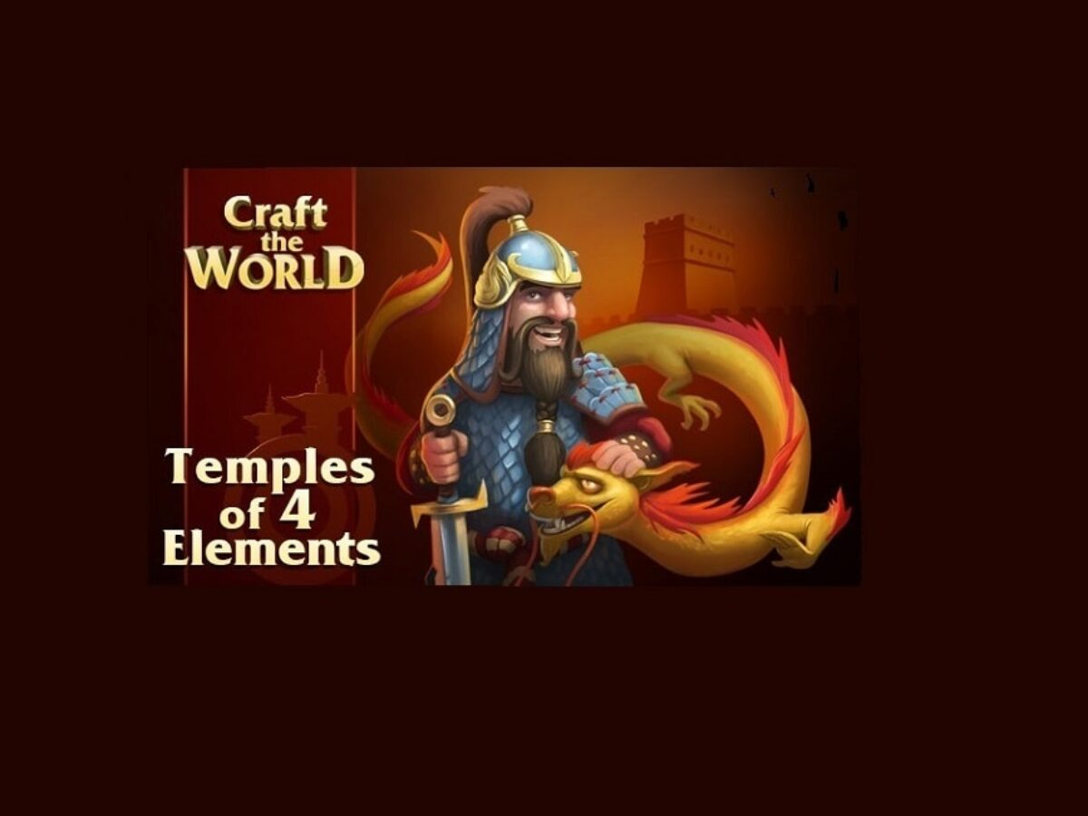 Craft The World – Temples Of 4 Elements Review