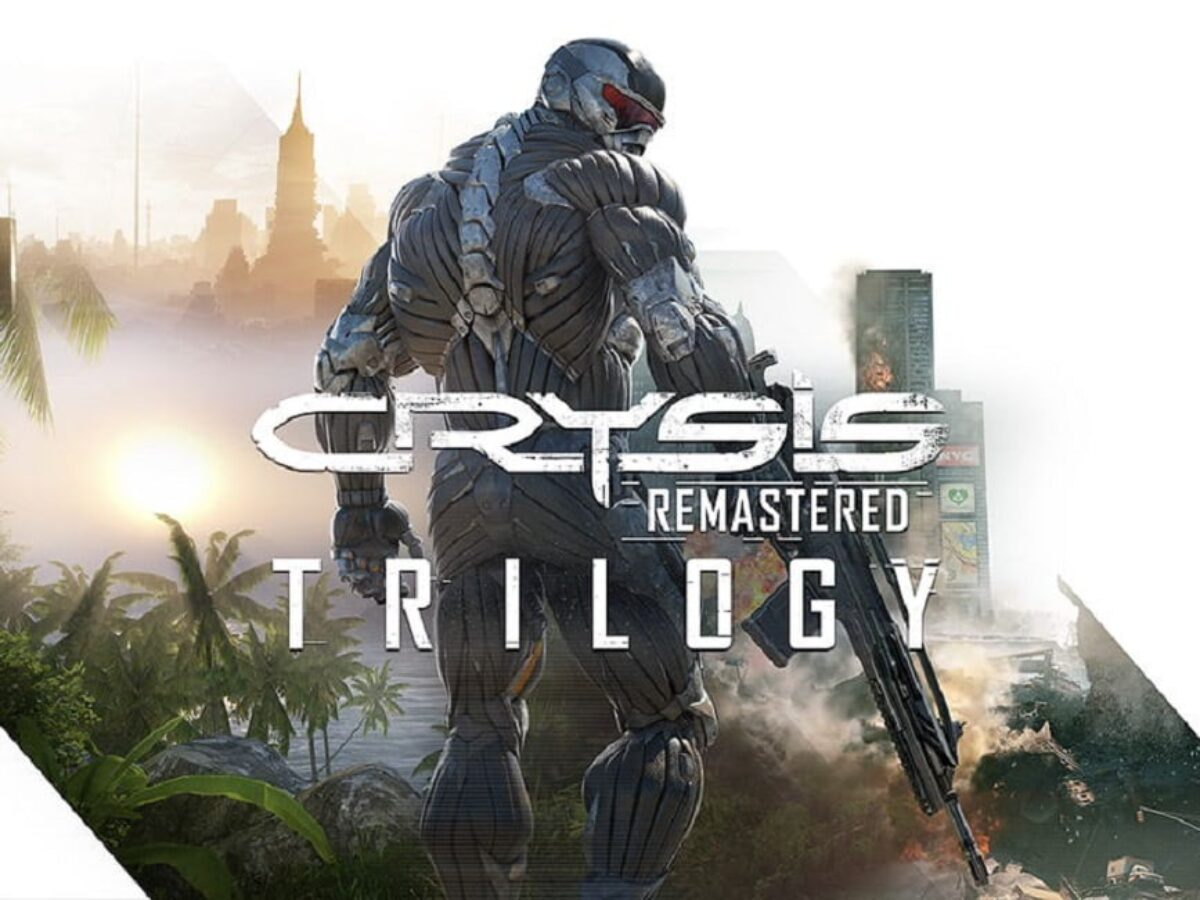 Crysis Remastered Trilogy Launches This Year