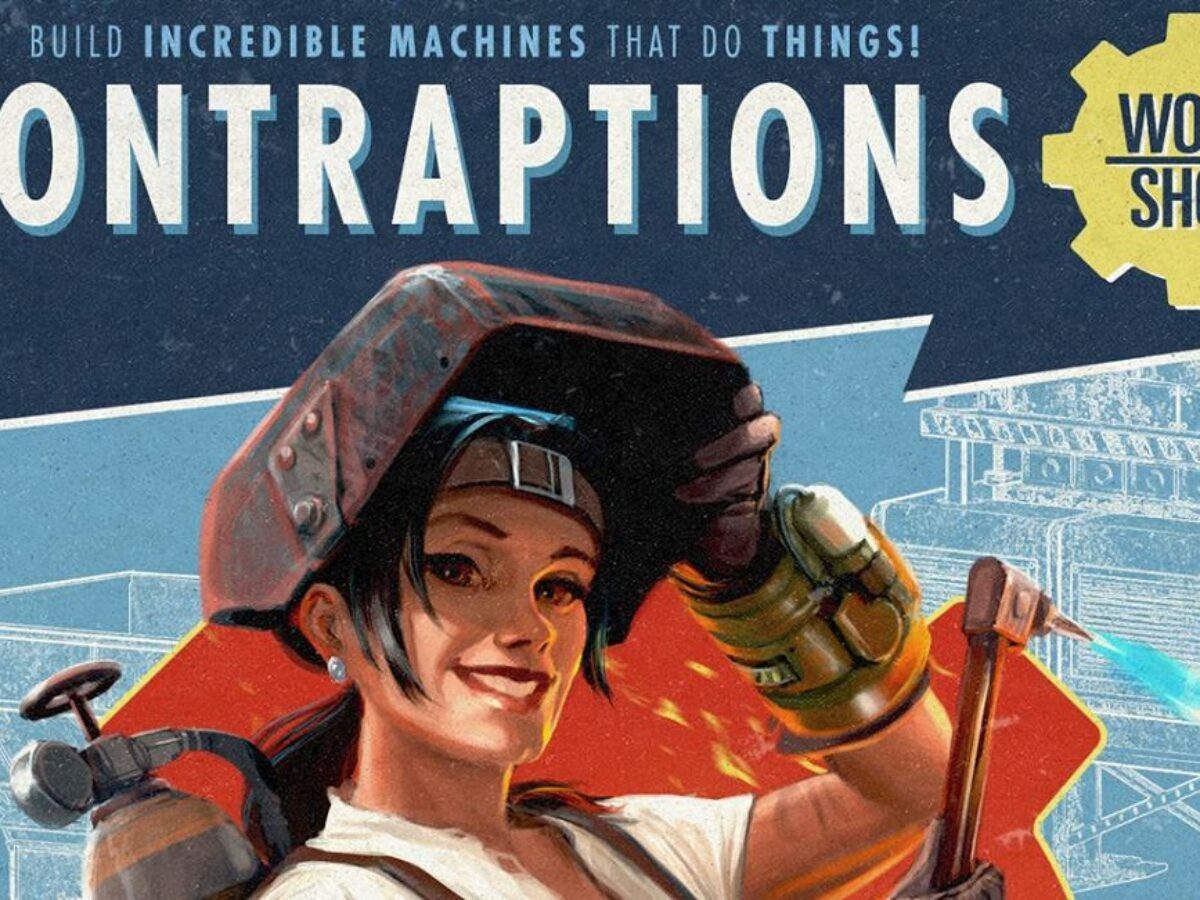 Fallout 4 – Contraptions Workshop Review