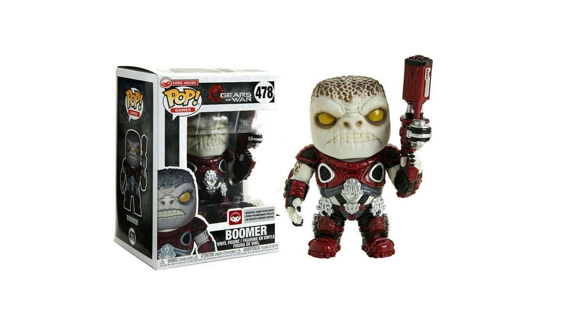 Funko POP! Games Gears Of War - Boomer