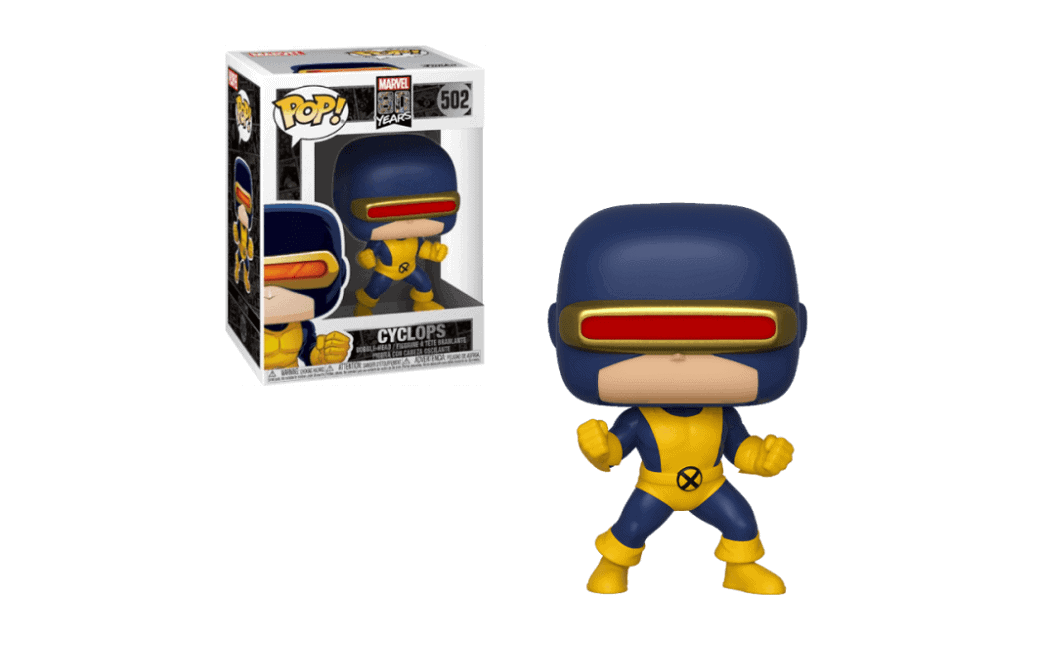 Funko Pop! Marvel: 80th Anniversary – Cyclops Review