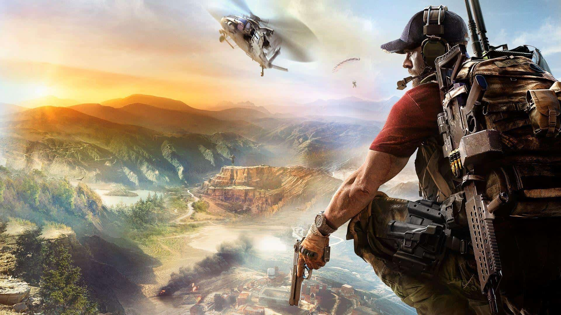 GHOST RECON 20th Anniversary Giveaways