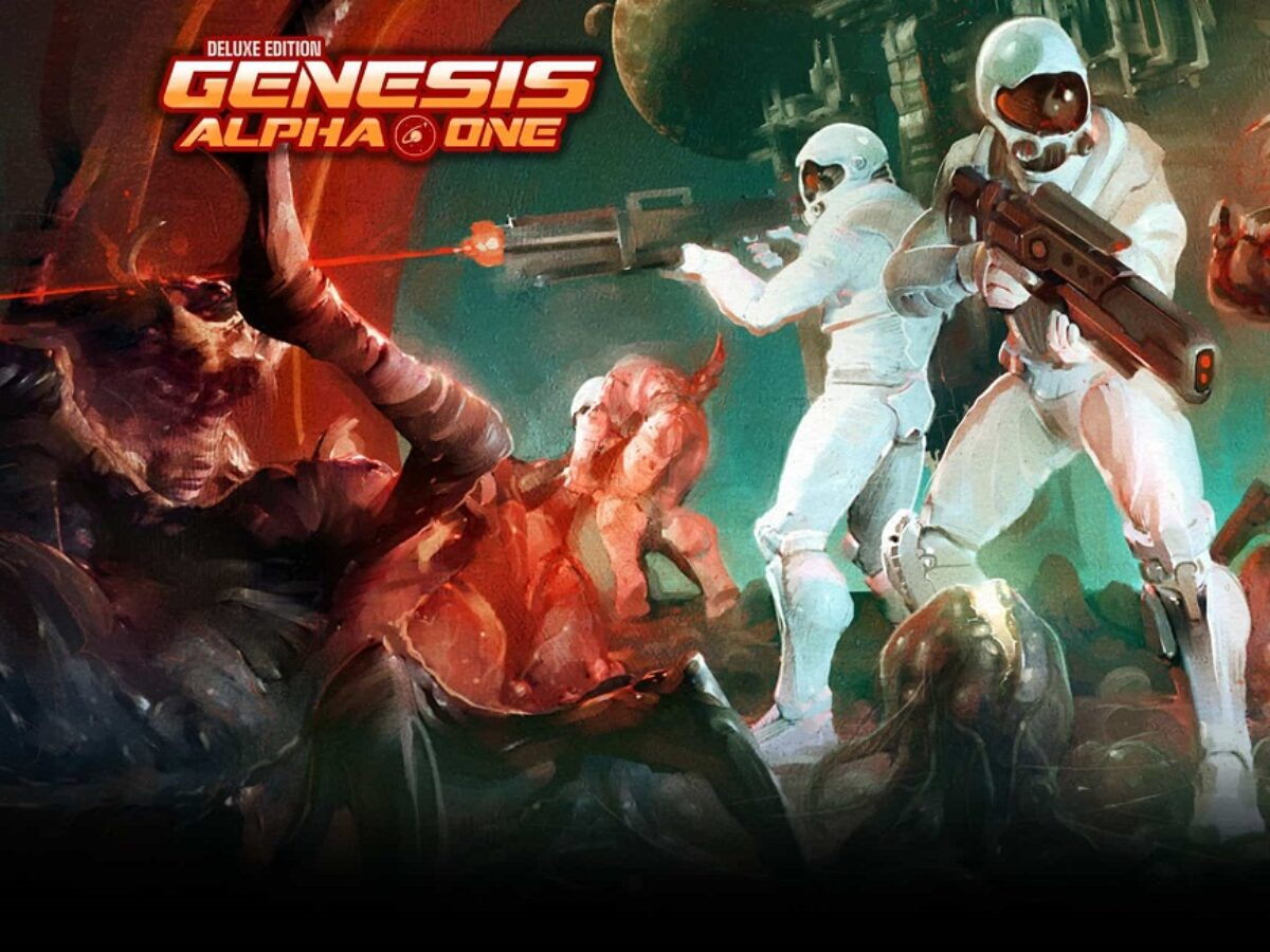 Genesis Alpha One Deluxe Edition Review