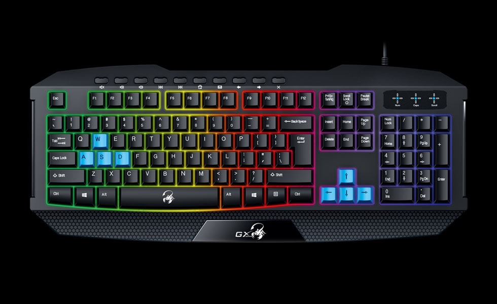 Genius GX Scorpion K215 Gaming Keyboard