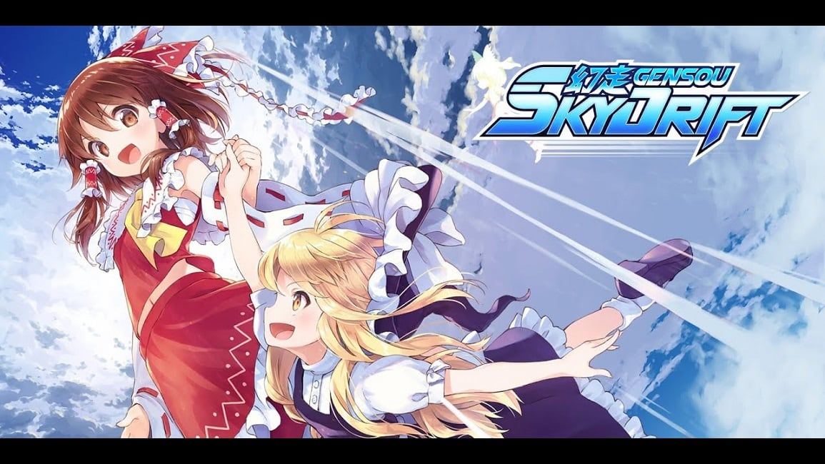 Gensou Skydrift Launches 9th Of March On PS4