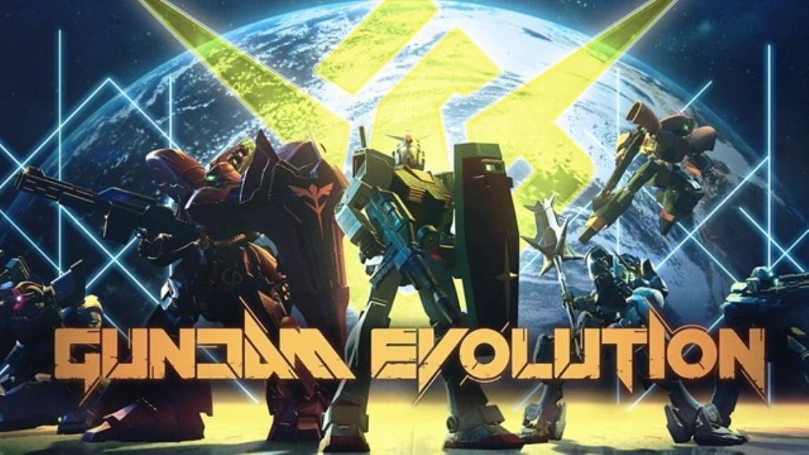 Gundam Evolution Is Bandai Namco's New Free-To-Play FPS