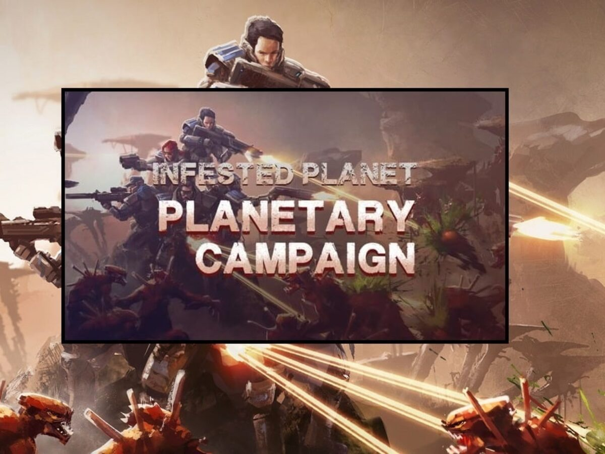 Infested Planet – Planetary Campaign Review