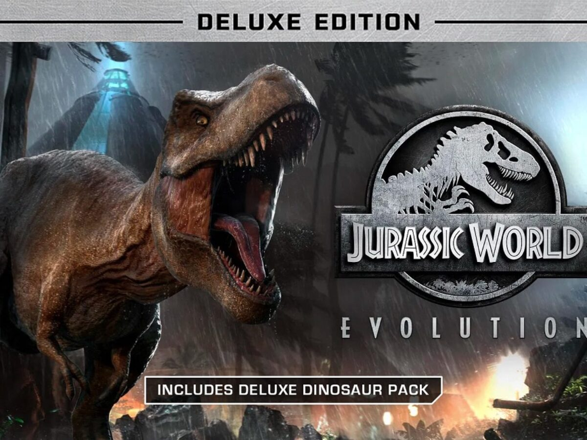 Jurassic World Evolution Deluxe Edition Review