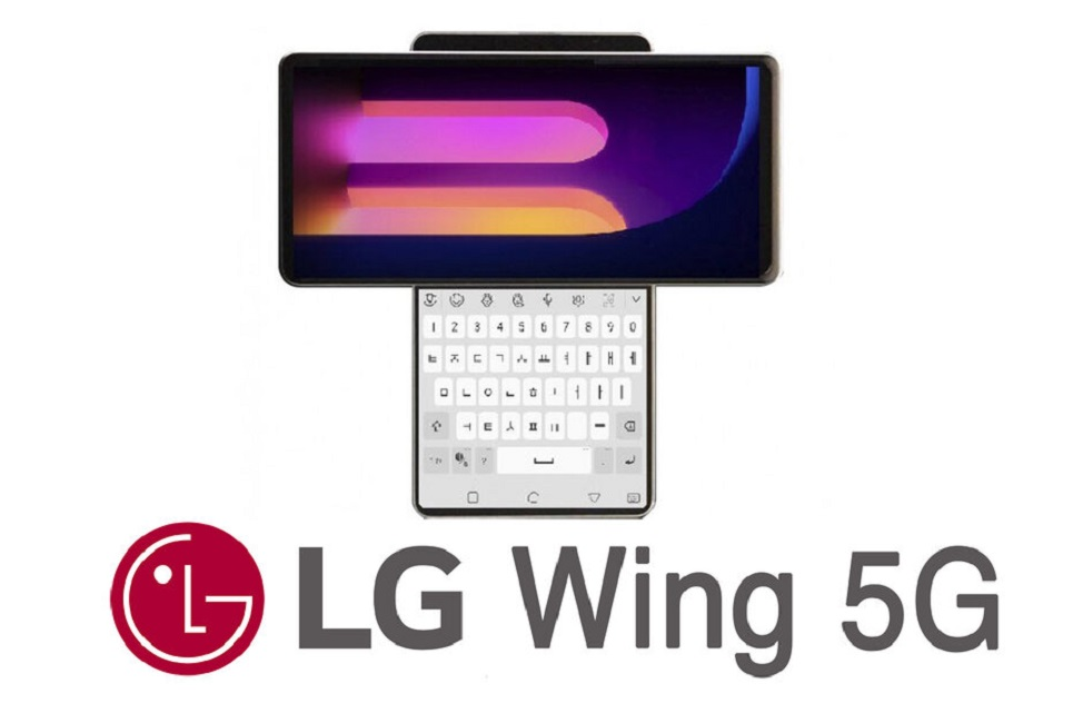 LG Confirms Its New Smartphone Is Called The LG Wing