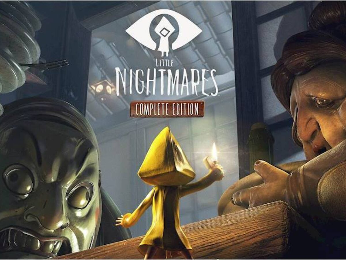 Little Nightmares Complete Edition On Sale