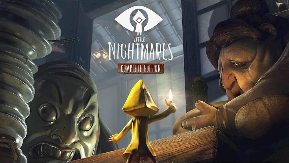 Little Nightmares Complete Ed On Sale