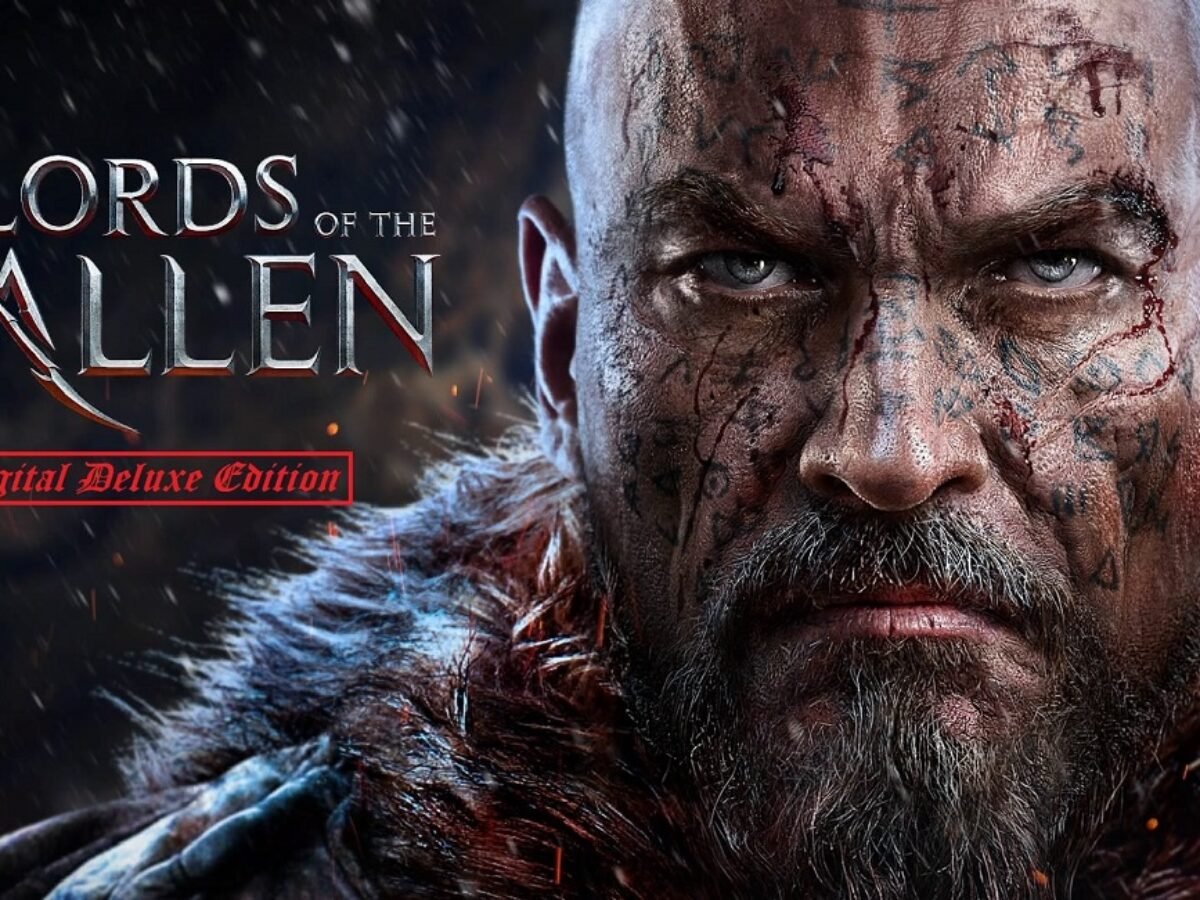 Lords Of The Fallen Digital Deluxe Edition Review