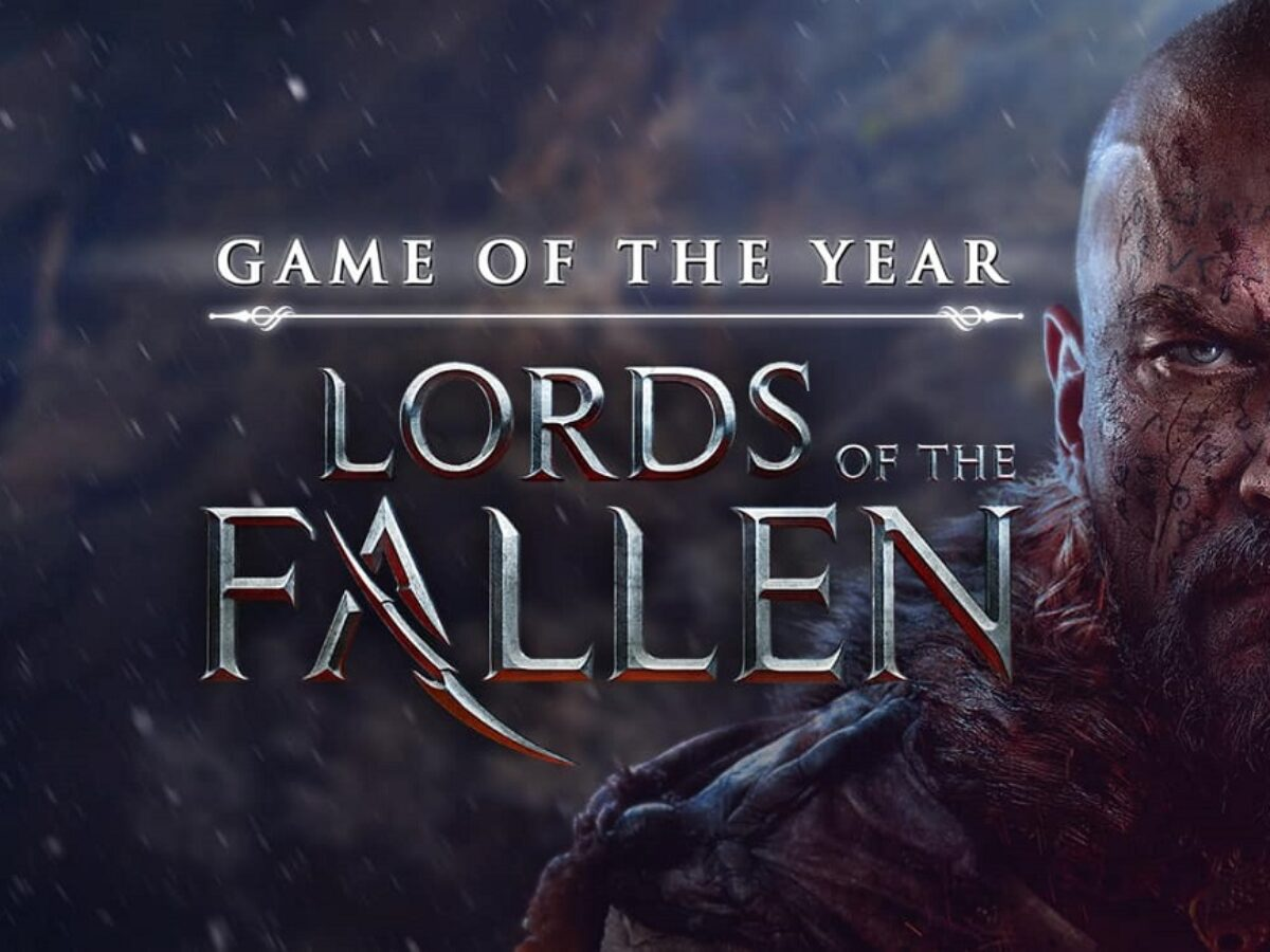 Lords Of The Fallen Game Of The Year Review