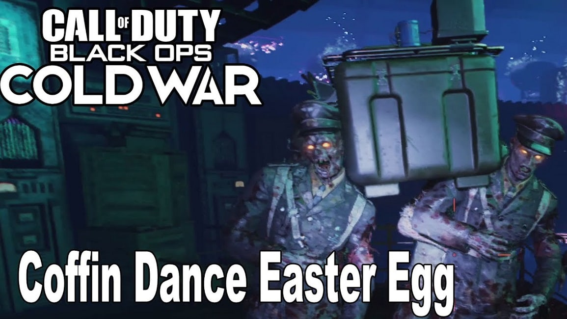 New Call Of Duty Has Coffin Dance Easter Egg