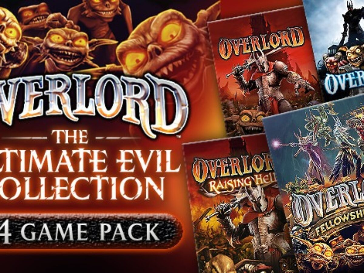 Overlord: Ultimate Evil Collection Review