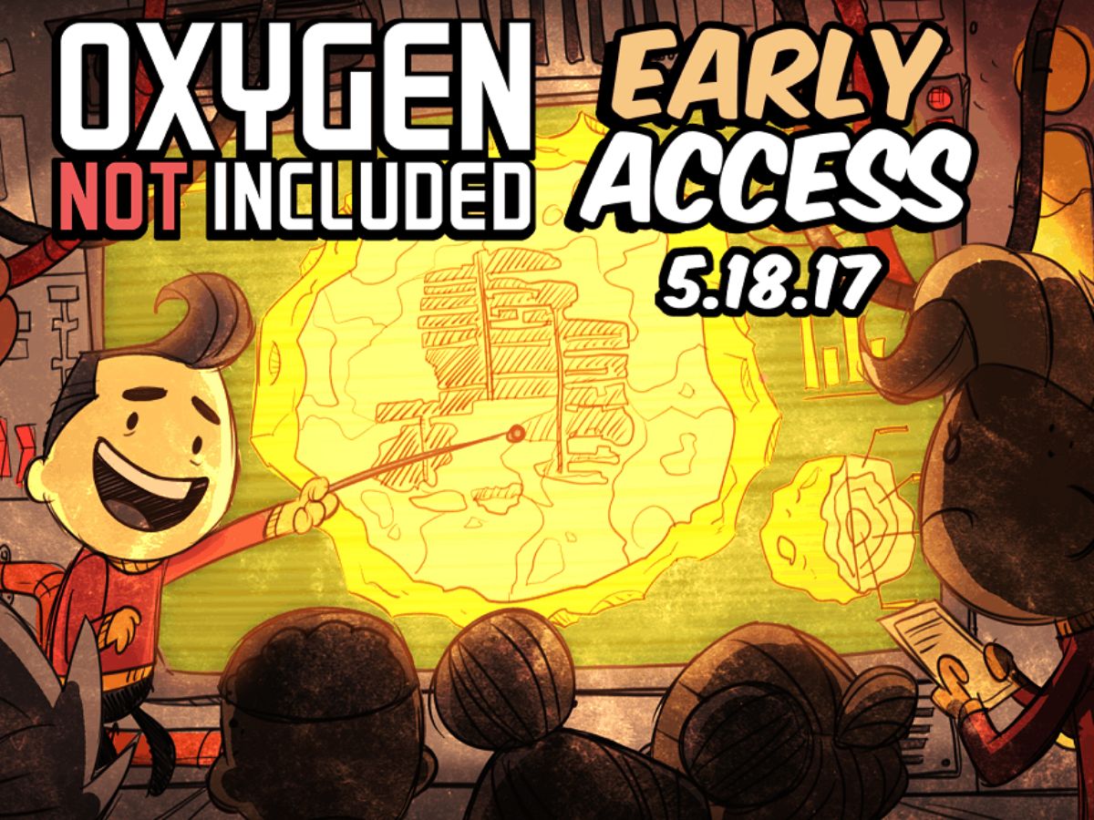 Oxygen Not Included EA Review
