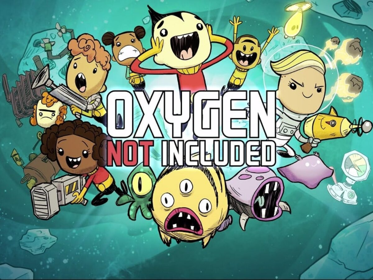 Oxygen Not Included OoEA Review