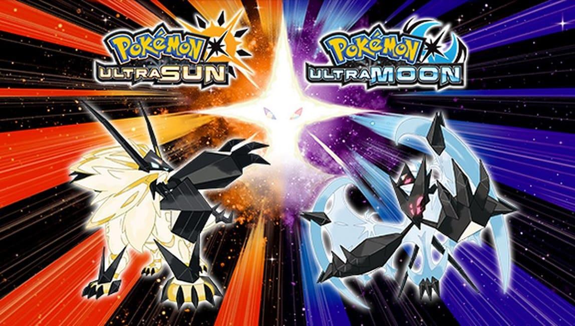 Pokémon Ultra Moon/Sun (3DS) On Sale