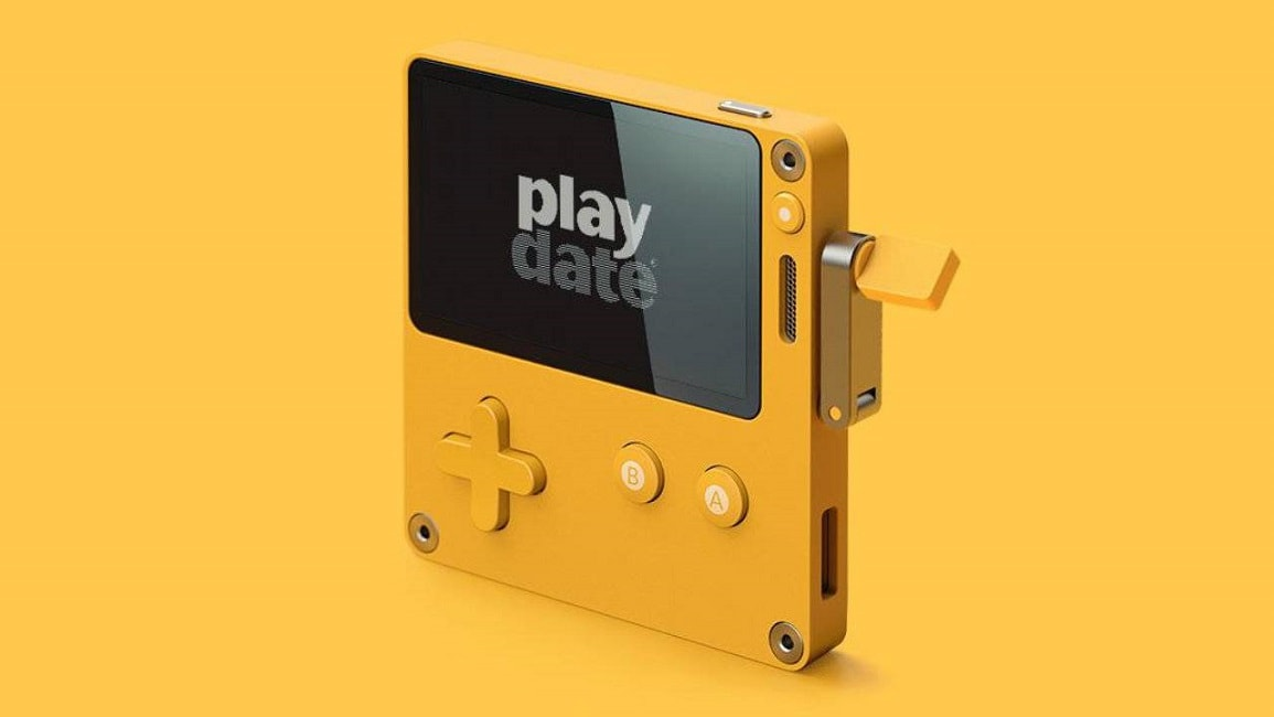 Preorders For Handheld Console Playdate Open July