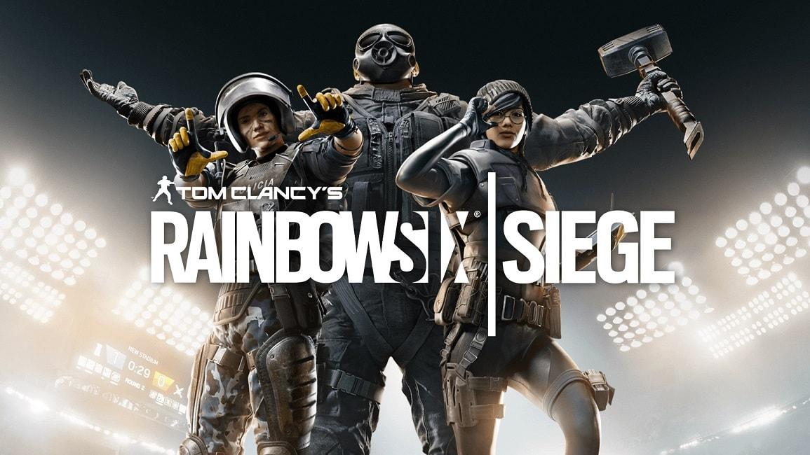 Rainbow Six Siege Free Play Event