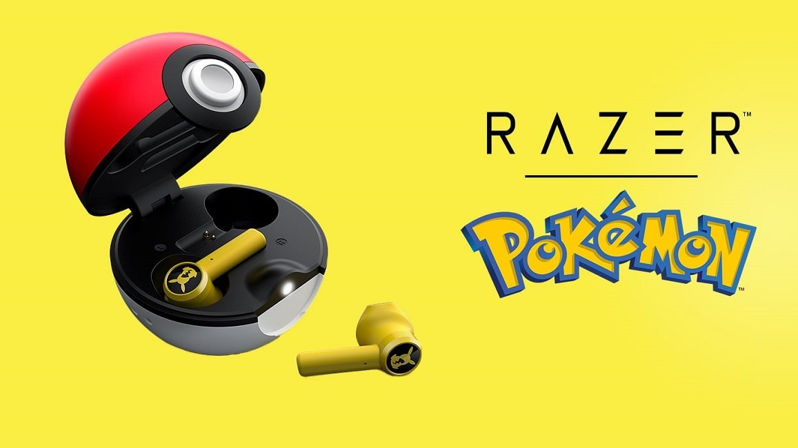 Razer Releases Pikachu Themed Earbuds