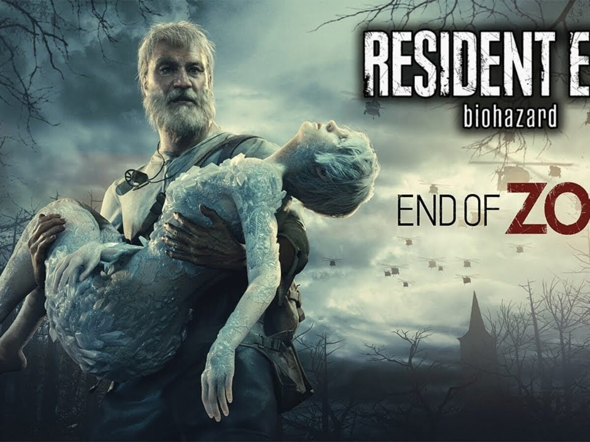 Resident Evil 7 Biohazard End of Zoe Review