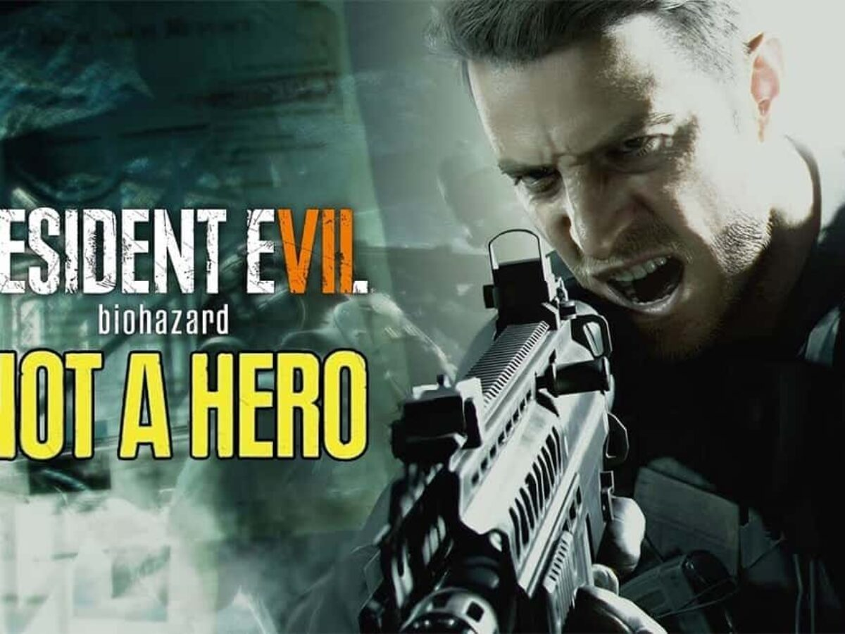 Resident Evil 7 Biohazard Not A Hero Review