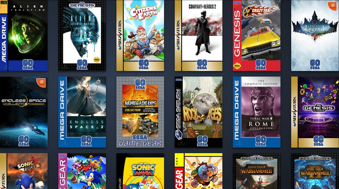 Sega's 60th Birthday Steam Sale