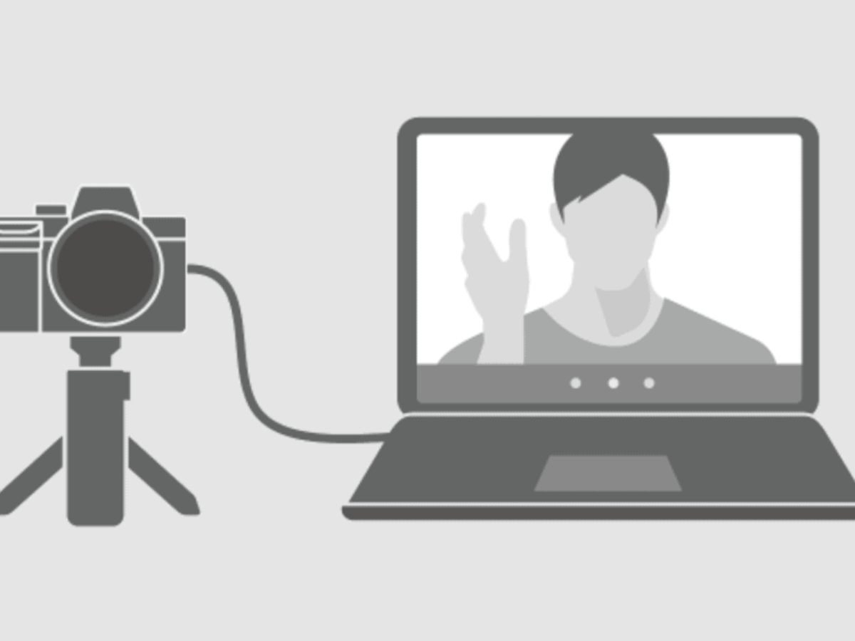 Sony Cameras Can Now Be Used As Webcams Via New Software