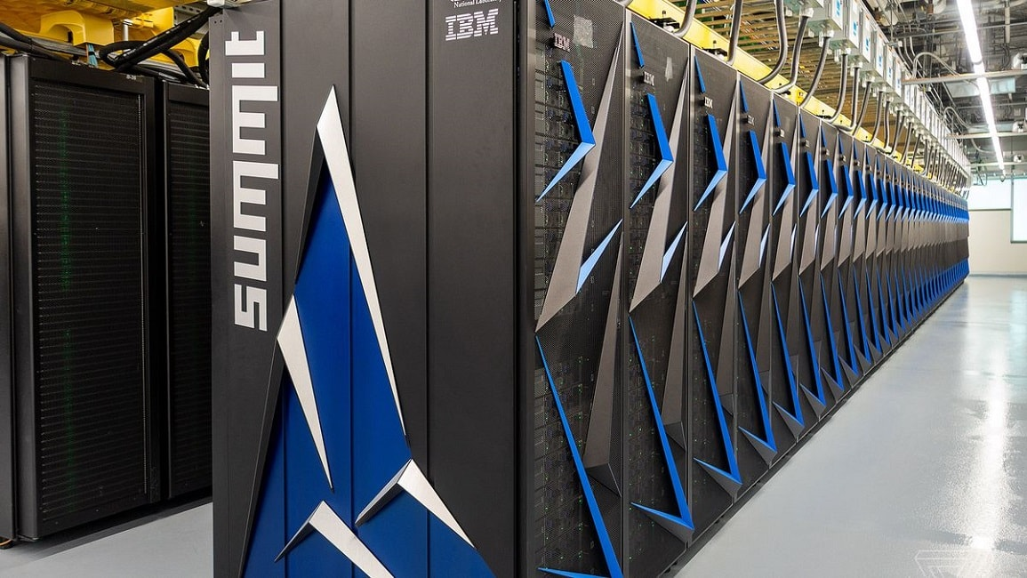 Supercomputer Called In to Aid In The Fight Against Coronavirus