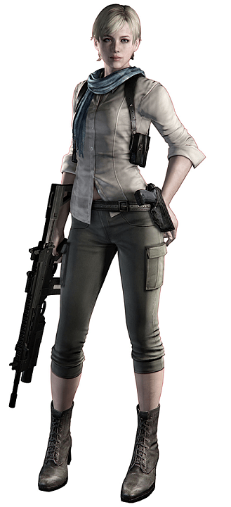 The Best Resident Evil Playable Characters Ranked