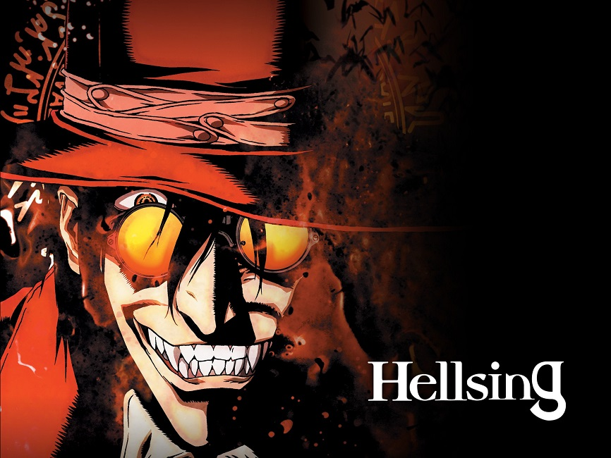 There's A New Hellsing Movie Coming