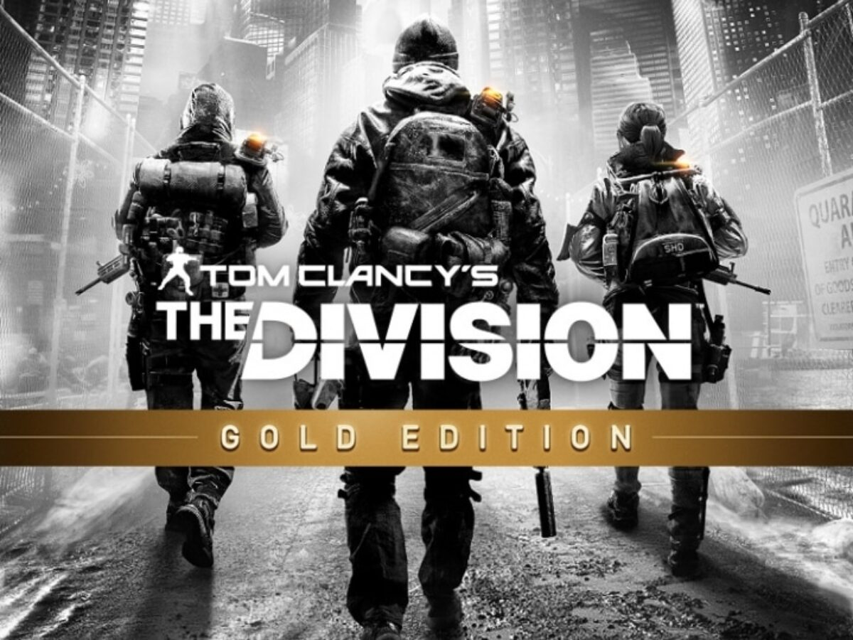 Tom Clancy's The Division™ Gold Edition Review