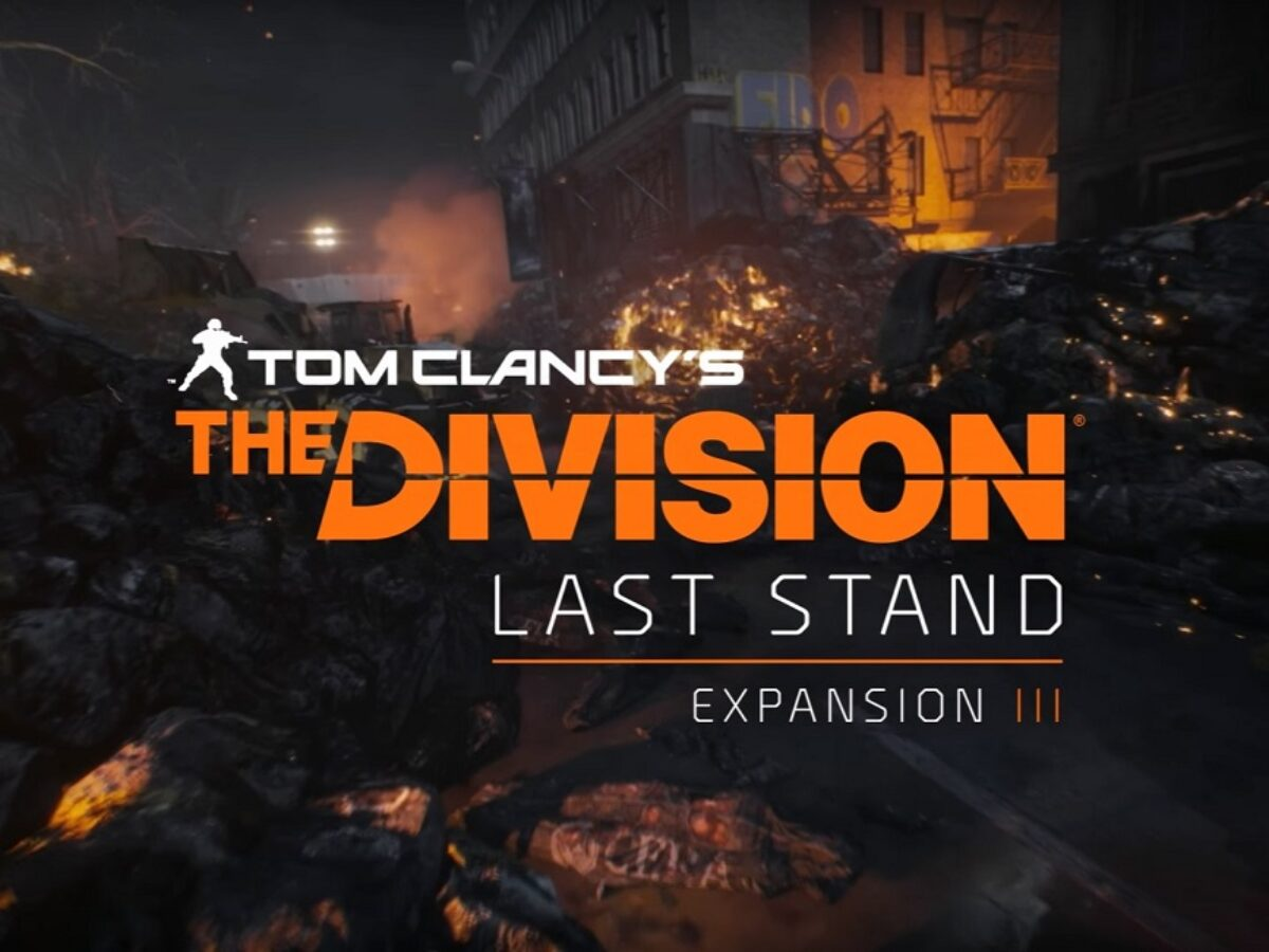 Tom Clancy's The Division™ – Last Stand Review
