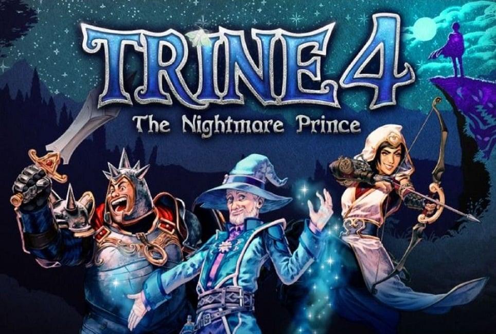 Trine 4: The Nightmare Prince On Sale