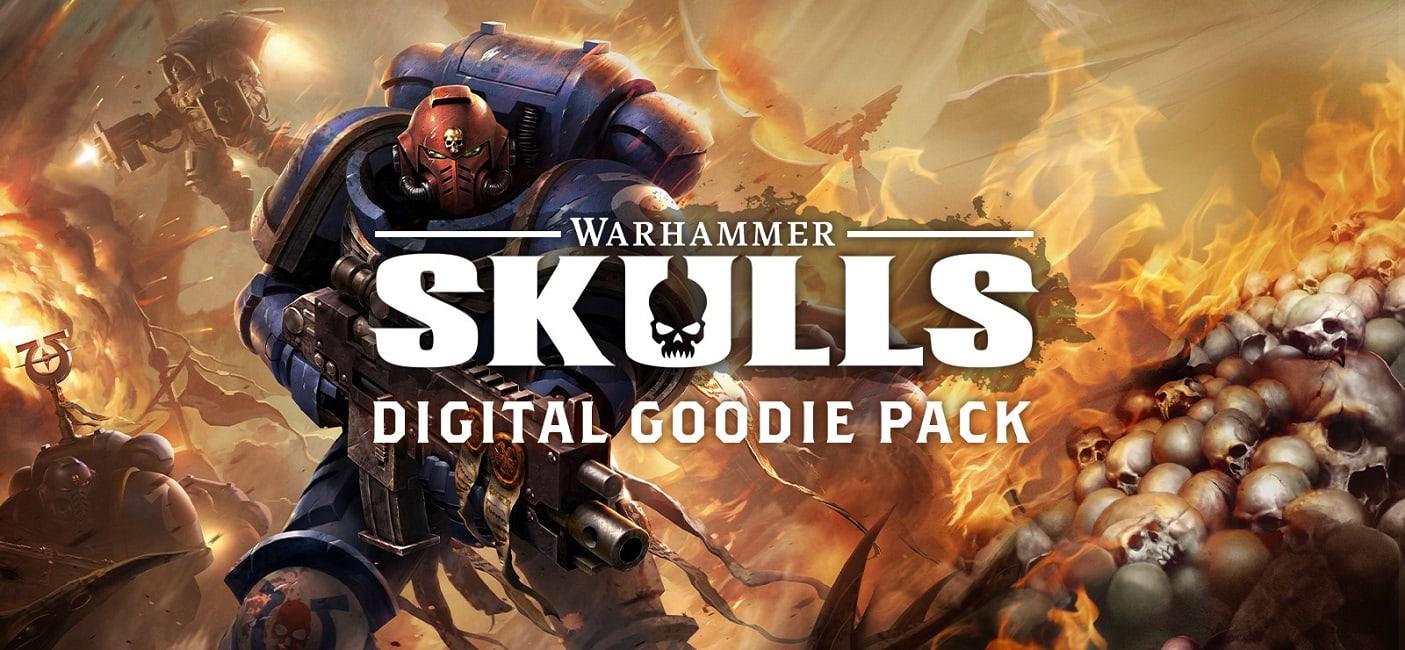 Warhammer Skulls Digital Goodie Pack