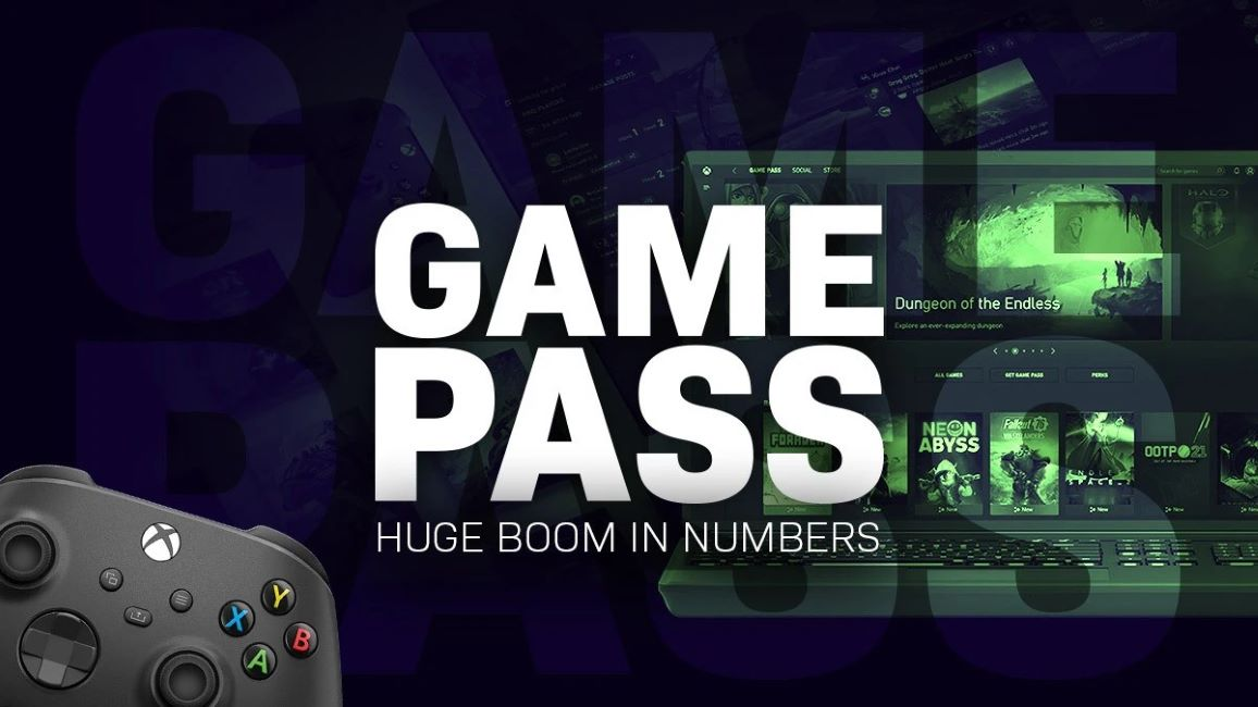 Xbox Game Pass Subscriber Count Leaked