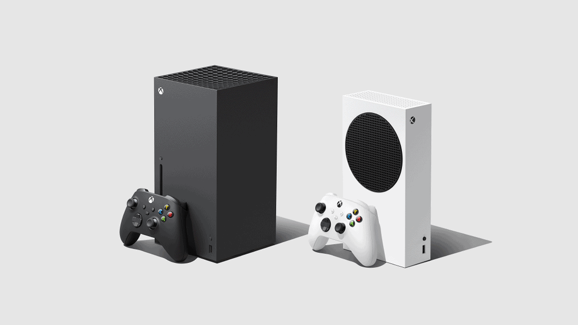 Xbox Series X & S's First Update